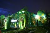 新エリアオープンに伴い2011年1月11日に休演となる、「ランド・オブ・オズ」エリアのアトラクション「ウィケッド」