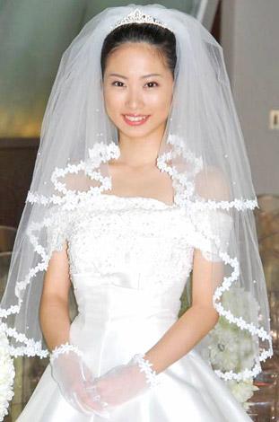 サムネイル 人生初のウエディングドレス姿を披露した17歳の志田未来 (C)ORICON DD inc.