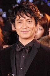 『日本ファッションリーダーアワード2010』授賞式に出席した沢村一樹 (C)ORICON DD inc.