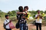 カンボジアで初主演映画のクランクアップを迎えた向井理