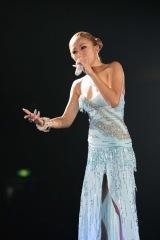 デビュー10周年記念公演『KODA KUMI 10th Anniversary 〜FANTASIA〜』を東京ドームで行った倖田來未