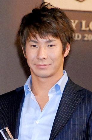 『WHISKY LOVERS AWARD 2010』授賞式に出席した小林可夢偉 (C)ORICON DD inc.