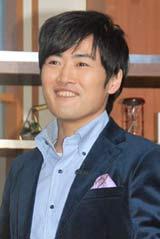 テレビ朝日系『そうだったのか! 池上彰の学べるニュース』の会見に出席した劇団ひとり
