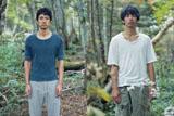 映画『セイジ−陸の魚−』に出演する西島秀俊(左)、森山未來 (C)2010「セイジー陸の魚−」