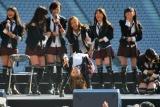 東京・調布市の味の素スタジアムで行われた18thシングル「Beginner」発売記念握手会イベントに登場したAKB48・高橋みなみ (C)ORICON DD inc.