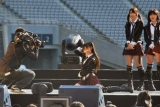 東京・調布市の味の素スタジアムで行われた18thシングル「Beginner」発売記念握手会イベントに登場したAKB48・渡辺麻友 (C)ORICON DD inc.