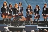 東京・調布市の味の素スタジアムで行われた18thシングル「Beginner」発売記念握手会イベントに登場したAKB48・指原莉乃 (C)ORICON DD inc.