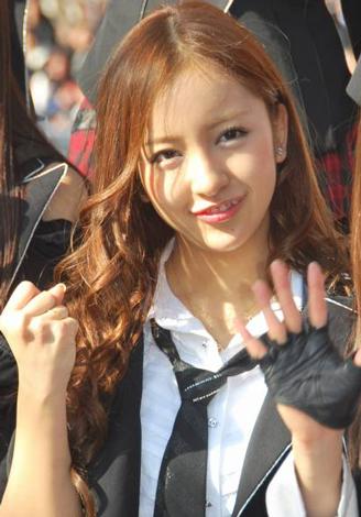 新曲発売記念握手会イベントでソロデビューを発表したAKB48の板野友美 (C)ORICON DD inc.