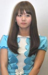 iPhoneアプリ「モーフィング娘。」記者会見に出席したジュンジュン (C)ORICON DD inc.