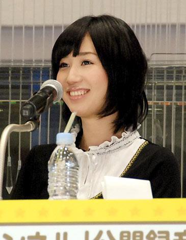 ラジオ番組『AKB48秋元才加・宮澤佐江のうっかりチャンネル』に出演した片山陽加 (C)ORICON DD inc.