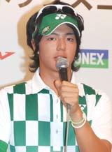 2010年CMキングに輝いた石川遼選手
