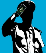 海上自衛隊が配信したiPhoneアプリ『SALUTE TRAINER〜敬礼訓練プログラム』