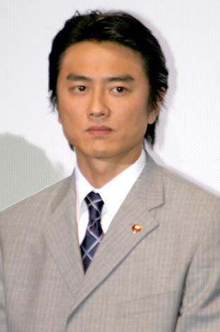 映画『相棒−劇場版II−』公開直前イベントの舞台あいさつに登壇した原田龍二 (C)ORICON DD inc.