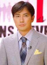 初の首位を飾った日本テレビの羽鳥慎一アナ (C)ORICON DD inc.