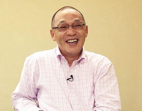 世界を舞台に活躍する後輩・福留孝介選手にはしっかりとアドバイスを送った