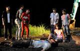 若者たちの狂気が暴走する衝撃的なワンシーン (C)2010「ヒーローショー」製作委員会