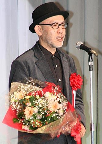 『第35回報知映画賞』で監督賞を受賞した『告白』の中島哲也監督 (C)ORICON DD inc.
