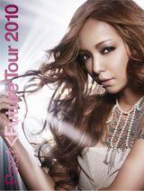 DVD『namie amuro PAST<FUTURE tour 2010』