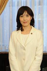 ラジオパーソナリティ・小島慶子 (C)TBS