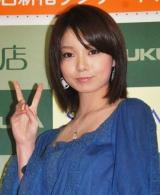 初写真集『Pearl Road』の発売記念握手会イベントを行った森カンナ (C)ORICON DD inc.