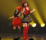 ご当地アイドルNo.1決定イベント『U.M.U AWARD 2010』の決勝戦に出場した、広島県代表・Only one sister (C)ORICON DD inc.
