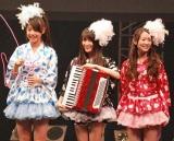 ご当地アイドルNo.1決定イベント『U.M.U AWARD 2010』の決勝戦に出場した、大阪府代表・もっキラーズ☆ (C)ORICON DD inc.