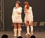 ご当地アイドルNo.1決定イベント『U.M.U AWARD 2010』の決勝戦に出場した、東京都代表・ミラマリア (C)ORICON DD inc.
