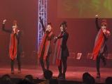ご当地アイドルNo.1決定イベント『U.M.U AWARD 2010』の決勝戦に出場した、奈良県代表・Pixy Chicks (C)ORICON DD inc.