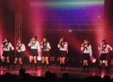 ご当地アイドルNo.1決定イベント『U.M.U AWARD 2010』の決勝戦に出場した、福岡県代表・乙女の純情 (C)ORICON DD inc.