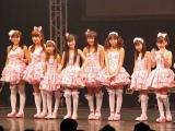 ご当地アイドルNo.1決定イベント『U.M.U AWARD 2010』の決勝戦に出場した、北海道代表・Jewel Kiss (C)ORICON DD inc.