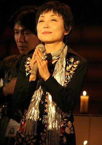 『第61回NHK紅白歌合戦』のリハーサルに参加したクミコ (C)ORICON DD inc.