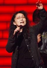 『第61回NHK紅白歌合戦』リハーサルで熱唱する石川さゆり (C)ORICON DD inc.