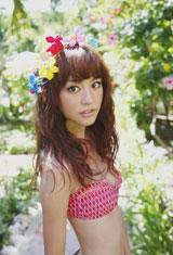 今月28日にフォトブック第2弾『美玲さんの生活。super!』を発売する桐谷美玲(撮影:堀内亮)