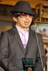 『第25回 日本ゴールドディスク大賞』授賞式に出席したKG (C)ORICON DD inc.
