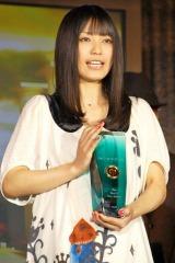 『第25回 日本ゴールドディスク大賞』授賞式に出席したmiwa (C)ORICON DD inc.