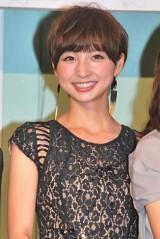 新月9ドラマ『大切なことはすべて君が教えてくれた』の制作発表会見に出席したAKB48の篠田麻里子 (C)ORICON DD inc.