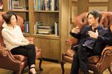 クリス・ペプラーとの対談の模様(C)NHK