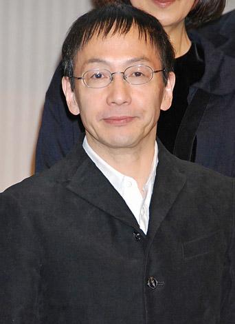 NODA・MAP第16回公演『南へ』の制作発表記者会見に出席した野田秀樹 (C)ORICON DD inc.
