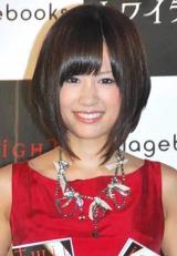 2011年期待の女優ランキング1位のAKB48前田敦子 (C)ORICON DD inc.