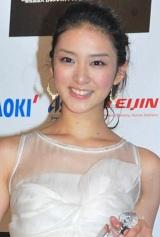 2011年期待の女優ランキング8位の武井咲 (C)ORICON DD inc.