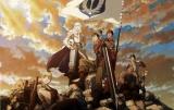 劇場版『ベルセルク』ティザービジュアル (C)三浦建太郎(スタジオ我画)・白泉社/BERSERK FILM PARTNERS