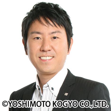 急性すい炎で休養するチュートリアル・福田充徳