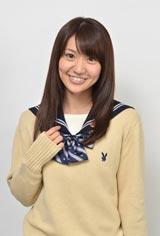 ラクロス部のメンバーを担当する大島優子