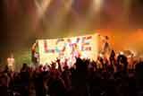 過去の『LOVE FOR HAITI』チャリティーイベントの模様
