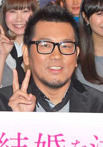 映画『僕が結婚を決めたワケ』のトークショーイベントに参加したFUJIWARA・藤本敏史 (C)ORICON DD inc.