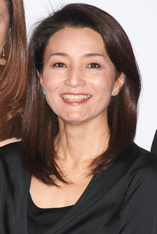 サムネイル 息子・克基に続いて…仁科亜季子が結婚 (C)ORICON DD inc.