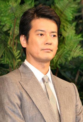 映画『太平洋の奇跡 フォックスと呼ばれた男』の舞台あいさつに出席した唐沢寿明 (C)ORICON DD inc.