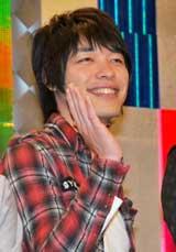 『よしもと×Yahoo!JAPAN生配信パワーアップ宣言』の概要発表記者会見に出席した麒麟・川島明