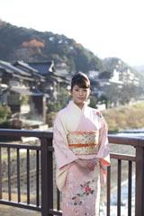 映画『恋谷橋』で映画初主演を飾るSPEEDの上原多香子