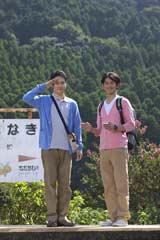 2011年公開予定の森田芳光監督作品『僕達急行 A列車で行こう』